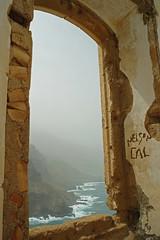 Day 10: desolation (ben ot) Tags: window landscape coast ruins cte ruine paysage fentre