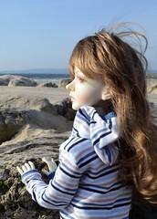 Bianca at Sandbanks (Scarlett Empress) Tags: susie bianca dollstown dt13