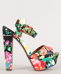 "floral ankle strap open toe platform • <a style=""font-size:0.8em;"" href=""http://www.flickr.com/photos/64360322@N06/15729129904/"" target=""_blank"">View on Flickr</a>"