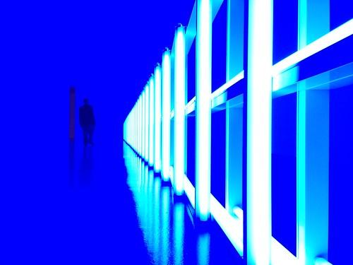 neon hirshhorn danflavin
