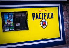 Pacifico (Daniel Wedeking) Tags: street streetart beer mexico lapaz pacifico