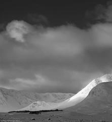 Winter (pauls1502) Tags: winter snow mountains scotland highlands glen coe rannochmoor lochba blackmount