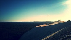 I've gone to find my ain true love ... (bogus18881) Tags: forest landscape sand sable ciel