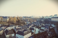 Old City, Luxembourg City