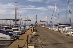 Port Edgar, South Queensferry (mister_wolf) Tags: bridge marina boats scotland unitedkingdom bridges queensferry southqueensferry westlothian portedgar queensferrycrossing