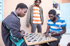 Agadez (International Organization for Migration) Tags: niger iom agadez oim migrants