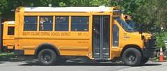 South Colonie CSD #117 (ThoseGuys119) Tags: ic bluebird schoolbus albanyny thomasbuilt southcoloniecentralschools