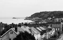 Swansea Mumbles (technodean2000) Tags: uk bw white black swansea nikon mumbles overlooking d610