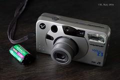 Voigtlnder Virtus Z3 (Ren Maly) Tags: camera film voigtlander z3 aps cameraporn virtus camerawiki renmaly