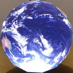 Museum of Tomorrow, Rio de Janeiro (duncan) Tags: rio riodejaneiro globe earth squaredcircle squircle brilliant museumoftomorrow museudoamanhã