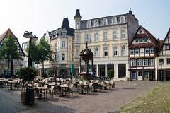 Hansaweg (X9) (dieter.steffmann) Tags: herford neuermarkt weserrenaissance ravensbergerhügelland