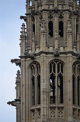 Parliament Gargoyles (pjpink) Tags: uk england london architecture spring britain may housesofparliament parliament government ornate neogothic palaceofwestminster 2016 pjpink