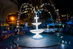 DSC01184 (Damir Govorcin Photography) Tags: light sculpture night zeiss photography place martin sony sydney vivid 2016 1635mm a7ii