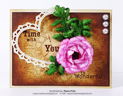 Time With You card_1 (Nupur Creatives) Tags: heartfelt creations heartfeltcreations