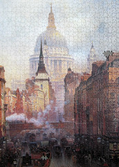 Ludgate, London (pefkosmad) Tags: london deluxe hobby puzzle falcon leisure jigsaw academy pastime ludgate missingpieces 1000pieces johnoconnor