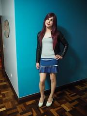 2016.05-01 (SamyOliver) Tags: brazil oliver redhead tranny transvestite heels samantha crossdresser crossdress samy transformista samanthaoliver samycd samyoliver