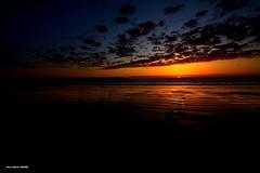 Paisible..... (crozgat29) Tags: sunset sea sky mer seascape beach canon sigma ciel paysage plage jmfaure crozgat29
