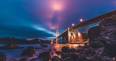 I see a beautiful world #landscape #bridge #architecture #sanfrancisco #travel (Rodrigo Violante) Tags: world sanfrancisco travel bridge beautiful architecture landscape see i