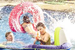 24/52 Water/Liquid (melbaczuk) Tags: ballteam boys canon canon7d crushers fun party pool poolparty summer water week242016 52weeksthe2016edition weekstartingfridayjune102016 drops waterdrops project52 52 week24theme centalokanaganminorbaseballassociation kelowna comba rmba rutlandminorbaseballassociation