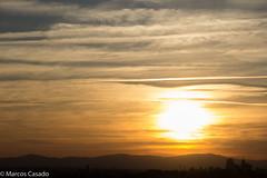 Sky on fire (marcos_casado90) Tags: madrid light sunset sky luz canon atardecer fire cielo fuego