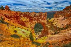 Natural Bridge (Michael W Williams) Tags: utah naturalbridge brycecanyon nationalparks brycecanyonnationalpark
