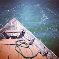 #Boat #River #HoiAn #Vietnam #Water #Waves #Rustic #Old #Rope (Makaveli 8) Tags: river square boat wooden waves rustic vietnam hoian squareformat hudson oldboat iphoneography instagramapp