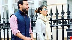 Saif Ali Khan, Kareena Kapoor Holidaying In London (hollybollynews) Tags: saifalikhan rangoon kareenakapoorkhan