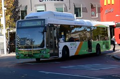 Action Buses Canberra Scania Route 34B (denmac25) Tags: bus outdoors action transport canberra act scania dysons
