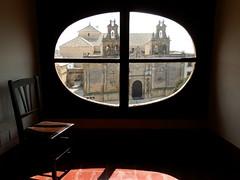 beda (ppkelpdn) Tags: sol window ventana chair iglesia sombra silla contraste beda