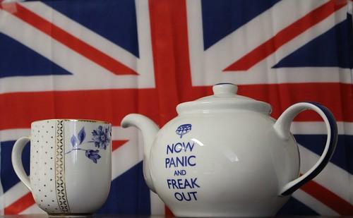 Brexit tea: