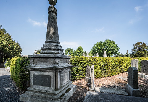 MOUNT JEROME CEMETERY AND CREMATORIUM IN HAROLD'S CROSS [SONY A7RM2 WITH VOIGTLANDER 15mm LENS]-117100