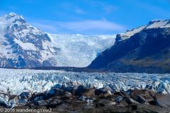 Svinafellsjkull (wanderingYew2 (thanks for 3M+ views!)) Tags: iceland nationalpark vatnajkull vatnajkullglacier svnafellsjkull svnafellsjkullglacier vatnajkulsjgarur vatnajkullnationalpark fujixpro2