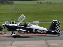 G-DVMI Vans RV7 (Aircaft @ Gloucestershire Airport By James) Tags: james airport gloucestershire vans lloyds rv7 egbj gdvmi