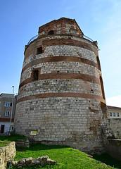 Makedonya Kulesi (Sinan Doan) Tags: edirne turkey trkiye europe nikon trkei travel gezi edirnegezilecekyerler edirnegezi edirnehakkndaherey edirnefotoraflar makedonyakulesi kule tower
