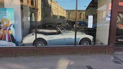 Austin Healey 3000Z Spotted In Glasgow Scotland - 5 Of 5 (Kelvin64) Tags: austin healey 3000z spotted in glasgow scotland