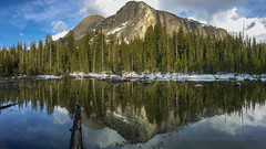 Yosemite Spring Pond Reflection (Jeffrey Sullivan) Tags: california road park camera trip panorama copyright usa reflection jeff apple mobile photo spring pond phone pass may meadows cellphone images sierra national yosemite sullivan eastern tuolumne iphone tioga 2016 6s iphoneography iphone6splus