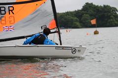 2167 (JamesOakley123) Tags: blue orange water sport sailing pro rs tera