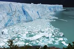 At Perito Moreno glacier (Gregor  Samsa) Tags: trip sea summer patagonia ice water argentina walking outdoors nationalpark los december hiking walk hike glacier adventure journey exploration peritomoreno perito moreno glacial glaciares losglaciares