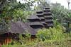 Pura Luhur Batukaru, leghátul a 7 szintes meru (sandorson) Tags: bali indonesia pura batukaru luhur indonézia
