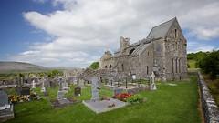 Corcomroe Abbey, Co. Clare. 1 (Michael Foley Photography) Tags: ireland abbey coclare corconroe