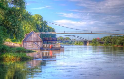Riverside Summer