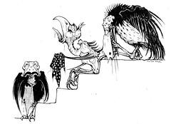 Zonneschijn  1927    ill Anton Pieck pg 81 (janwillemsen) Tags: fairytale 1927 antonpieck magazinellustration