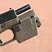 2010 SHOT Show - Media Day at the Range - Viridian Laser Attached to Glock Pistol