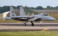84-0001/LN  F-15C EAGLE USAF (MANX NORTON) Tags: usmc u2 us eagle mercury navy f16 galaxy pc12 raptor orion 100th b2 f22 c17 boeing ang c20 707 usaf usnavy dakota blackbird hercules tanker osprey 757 sr71 c130 c5 737 e8 kc10 b52 a10 gunship ep3 c141 f15 ac130 steath f35 mildenhall c40 kc135 p3c b1b hh60 c130j mv22 e6b ec130 352 cv22 rc135 hc130 arw e4b kc130 jstars u28 vmgr wc130 mc12w mc130j