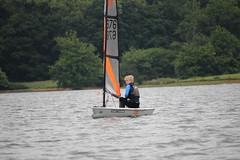 676 (JamesOakley123) Tags: blue orange water sport sailing pro rs tera