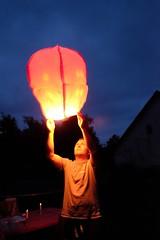 24/6.2016 - midsommer wishes (julochka) Tags: lantern chinese wish 366