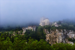 Sant Cirq bajo niebla (Zac) Tags: mist niebla boira santcirq