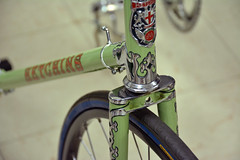DSC_0009a Hetchins Magnum Opus with chromed lugs (kurtsj00) Tags: classic with weekend opus magnum rendezvous lugs 2016 chromed hetchins