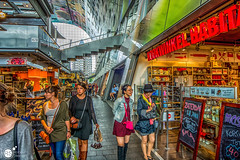 RST_Rotterdam-12 juni 2016-1-13 (Robert Stienstra Photography) Tags: people colors shopping rotterdam streetphotography shoppingmall shops marketplace 010 foodhall foodmarket colourfull streetstyle markthal streethunter interour nikond7100