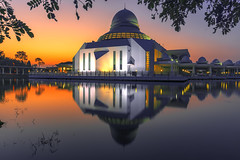 Kullu Am Wa Antum Bikhoir [EXPLORED 12072016] (SalehuddinLokman) Tags: mosque malaysia aidilfitri syawal eidulfitr ramadhankareem mosquecollection